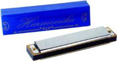 Goki Metalen mondharmonica 13 cm