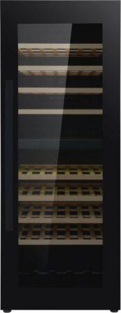 Afbeelding van Zwarte Wine Klima Excellence D77T - Wijnkoelkast - 77 flessen