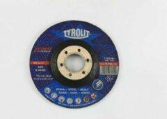 Tyrolit slijpschijf 115x2.5 kom staal (25st.)