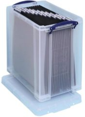 Really Useful Boxes Really Useful Box 25 liter transparant
