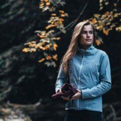 Cortazu Stretch Jas (all season) Blauw | Dames