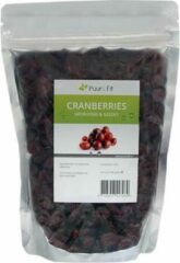 Puur&Fit Cranberries Biologisch - 500 gram