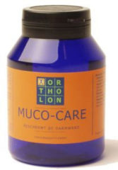 Ortholon Muco Care Vegetarische Capsules 60st