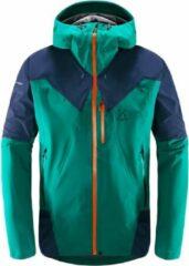 Haglöfs - L.I.M Touring PROOF Jacket Men - Groen - Heren - maat S