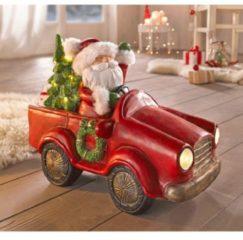 LED Auto Santa Boltze Rot