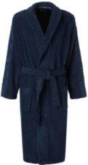 Calvin Klein Nachtmode & Loungewear Robe Blauw