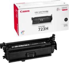 Zwarte Canon 723 - Tonercartridge / Zwart / Hoge Capaciteit