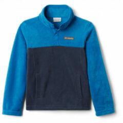 Columbia - Kid's Steens Mtn 1/4 Snap Fleece Pull-Over - Fleecetrui maat L, purper/zwart/rood/blauw/blauw/blauw/olijfgroen/zwart/zwart/grijs