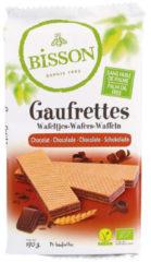 Bisson Wafels chocolade 190 Gram