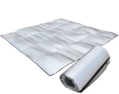 Camping Picnic Damp Proof Mat Waterproof Pad Aluminum Film 200*150