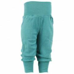 Engel - Baby Hose mit Nabelbund - Merino ondergoed maat 74 / 80 turkoois