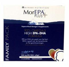 Vitals Minami Mor Epa Plus - 120 capsules - Visolie - Voedingssupplement