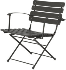 Emu Arc en Ciel Lounge Sessel - schwarz