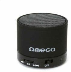Omega Platinet OG47B Mono portable speaker 3W Zwart draagbare luidspreker