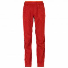 La Sportiva - Flowing Pant - Klimbroeken maat S, rood