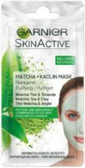 L'Oreal Deutschland GmbH GARNIER Skin Active Sachet Hauterstrahler Matcha Mask