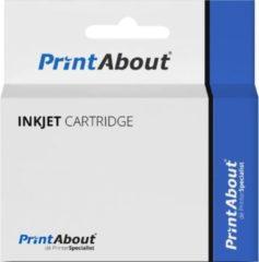 PrintAbout Huismerk Canon CLI-8G Inktcartridge Groen