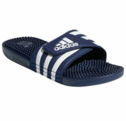 Adidas - Adissage - Sandalen maat 4 blauw