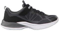 Sneaker Lunar Sonic mit Klettverschluss 97700L-BKGY Skechers Black/Gray