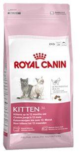 Afbeelding van Kattenvoer Droogvoer kat kitten 400 gram Royal Canin