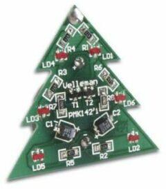 Kerst Gadget - Led SMD Kerstboom - Velleman Minikits