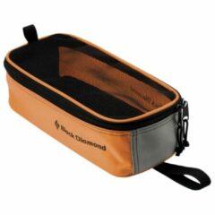 Black Diamond - Crampon Bag - Stijgijzertas zwart/bruin