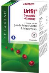Fytostar Urifit D mannose + cranberry 60 Capsules