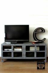 Quip&Co Industriële TV kast, grijs