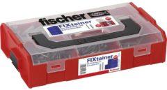 Fischer fietsen Fischer 532891 Fixtainer - De Sx-Pluggen- En Schroevenbox 210 Onderdelen