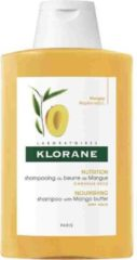 Klorane Nourishing Shampoo With Mango Butter - 200 ml