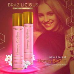 Brazilicious Keratine Biotox Honey & Jasmineflower 2x 1000ml