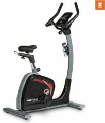 Grijze Flow Fitness Turner DHT2500i Hometrainer - Gratis trainingsschema