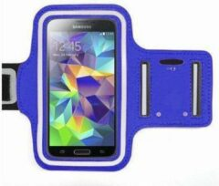 Samsung Galaxy Note 3 sports armband case Donker blauw Dark Blue