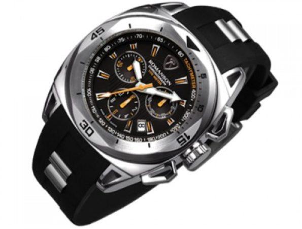 Afbeelding van Romanson Active AL1237HM1WA32W Heren Horloge