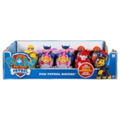 Spin Master PAW Patrol Rescue Racers, 1 racer assorti