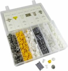 JBM Tools | Set van plastic interieur clips voor Renault