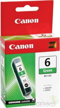 Afbeelding van Groene Canon BCI-6G - Inktcartridge / Groen