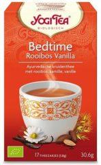 Yogi Tea BEau de Toiletteime Rooibos Vanilla