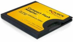 DeLOCK Compact Flash Adapter voor micro SDHC/SDXC