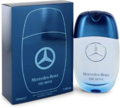 Mercedes-Benz Mercedes Benz Mercedes Benz The Move eau de toilette spray 100 ml