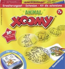 Rode Ravensburger Xoomy® uitbreidingsset Animals