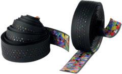 Zwarte Cinelli Kaleido stuurlint (meerkleurig) - Stuurlint