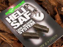 Groene Korda Heli Safe Lead Release - Green