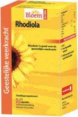 Bloem Rhodiola Extra Forte Capsules - 100 stuks - Voedingssupplement
