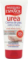 Instituto Espanol - Urea Creme 20% - Huid Creme voor Ruwe Gebarsten en Droge Atopishe Huid - Utra Hydratatie - Lichaamsverzorging - Vrouw - 150 ml