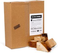 Smokin' Flavours | Rookchunks | Eik | 1,5 KG | Rookhout