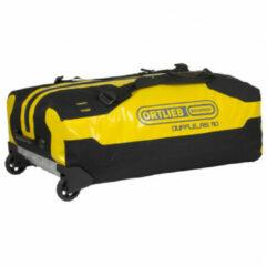 Gele Ortlieb Duffle RS 110L sunyellow / black Handbagage koffer Trolley