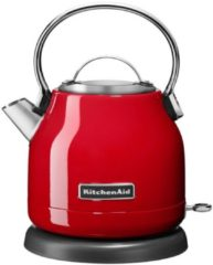 Rode KITCHENAID Classic 1,25 l Waterkoker 5KEK1222 Keizerrood
