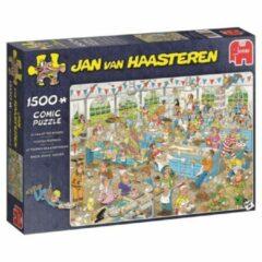 Jumbo Spiele GmbH Taarten Toernooi Jan van Haasteren Puzzel 1500 Stukjes