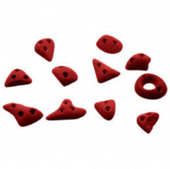 KMZ Holds - Spax 2 - Klimgrepenset 11 st. rood